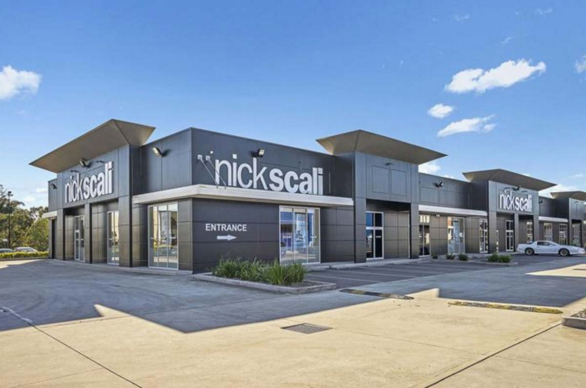 Nick Scali, Tuggerah Central, NSW