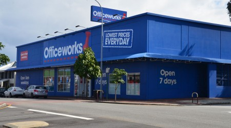 Officeworks Retail, Subiaco, WA